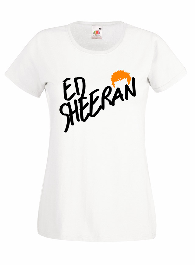 ed sheeran womens t shirt dublin t shirt print. Black Bedroom Furniture Sets. Home Design Ideas